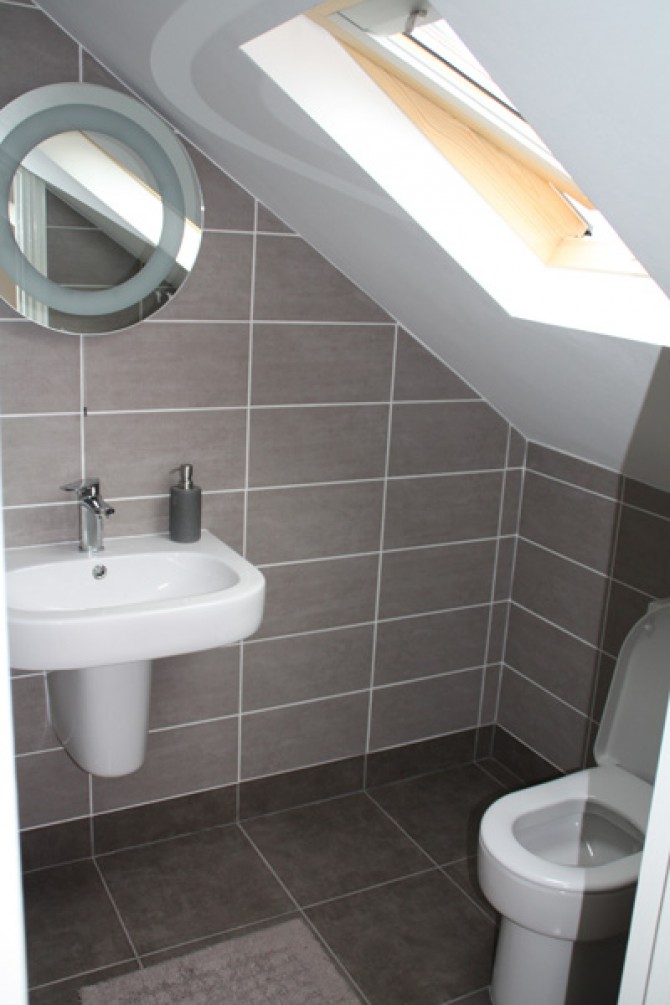 Loft en suite bristol loft conversions for Bathroom ideas loft conversion